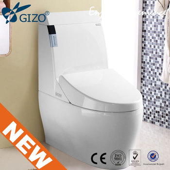 Automatic Flush Toilet Smart Toilet