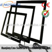 multi touch frame for children games,lcd with touch function and tv