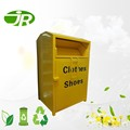 Charity Clothes Recycling Drop Bins Theft Proof