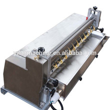 Stainless Steel Table Type Hot Melt Paper Glue Machine