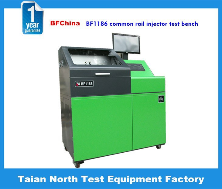 Fuel injector test equipment machine common rail injector test bench