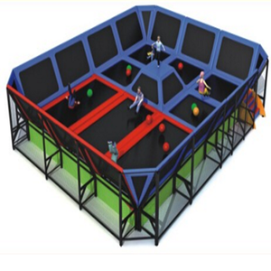 amusement park entertainment equipment adventure Trampoline
