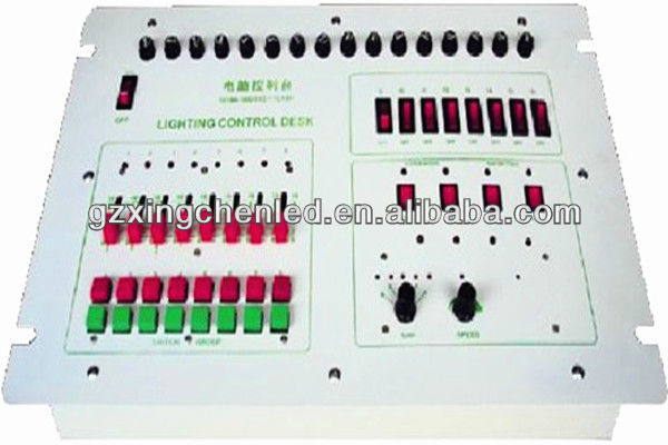 16ch dmx lighting controller/stage controller
