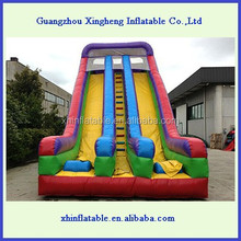large outdoor slide inflatable slide for kids and adults