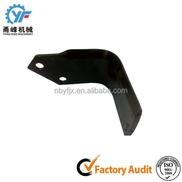 China Cultivator Machine Parts Rotary Tiller Blades
