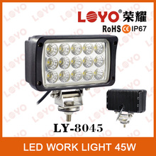 Hot Selling Auto 45W LED Work Light For Multifunctional Epsitar 45W LED Working Light, LED Work Lamp For Truck