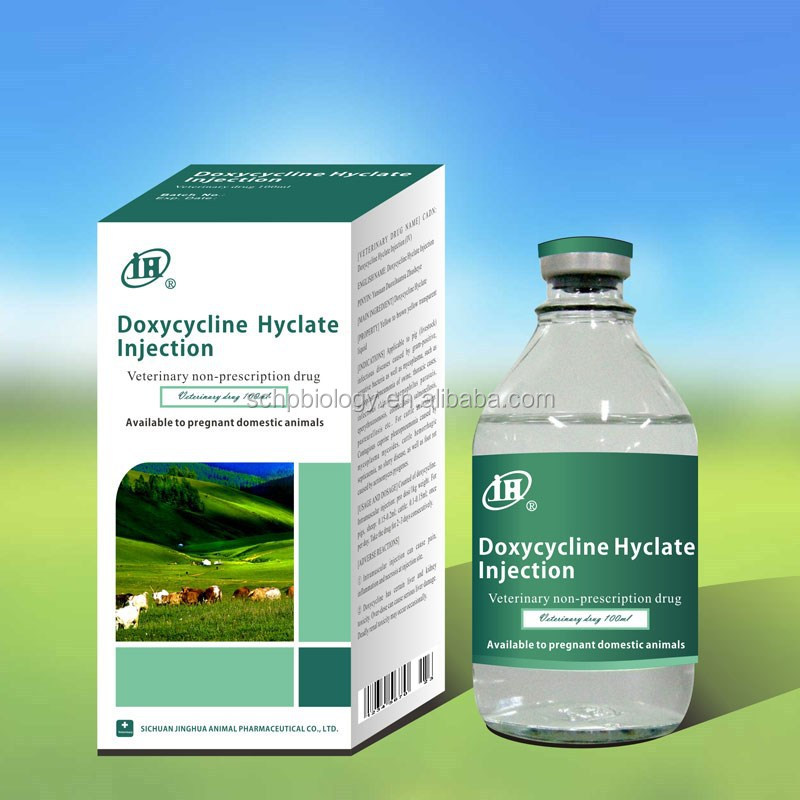 Doxycycline Hyclate Injection