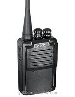 Classic walkie talkie TYT-600_handheld two way radio with stainless steel speaker cover ham radio ,