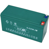 Manufacturer of 16v20ah lead acid batteries ac delco battery