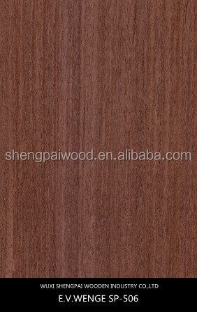 china famous engineered wenge timber wood laminated plywood veneer for wooden decoration/natural wood veneer manufacturer