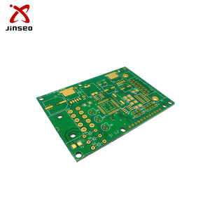 1oz Copper 2-layer Electronic BGA Printed Circuit PCB Promotion