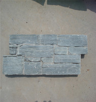 light grey premium natural culture stone slate with highly quality