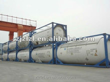 Mixed refrigerant gas R404A ISO TANK 18T/20T