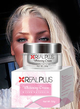 Highly demanded REAL PLUS skin whitening products