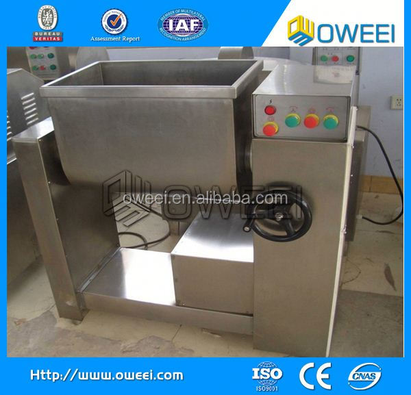Hot selling sausage meatball Sausage Used Meat Mixer equipments for sale