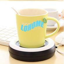 2017 Hot Selling High Quality Electric Mini Office Coffee Cup Warmer With USB