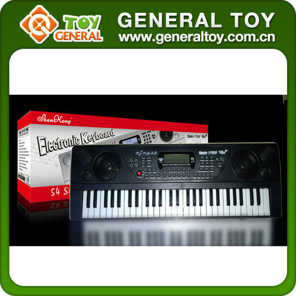 Music keyboard instrument Electronic organ 54 keys electronic organ keyboard