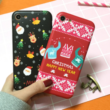 Cheap Popular Merry Christmas design phone case for iphone