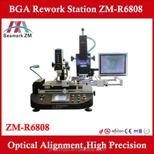 bga rework station ZM-R6808 optical alignment high precision mobile phone repairing