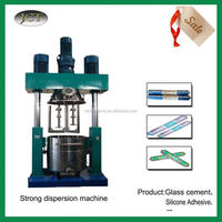 High speed dispersing machine for pre printed canvas to paint