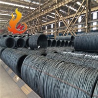 alibaba china Chinese trading company sae1008 hot rolled 5.5mm wire rod