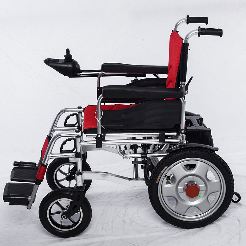 Foldable Handicapped Cheap Price Motorized Electric Wheelchair Conversion Kit