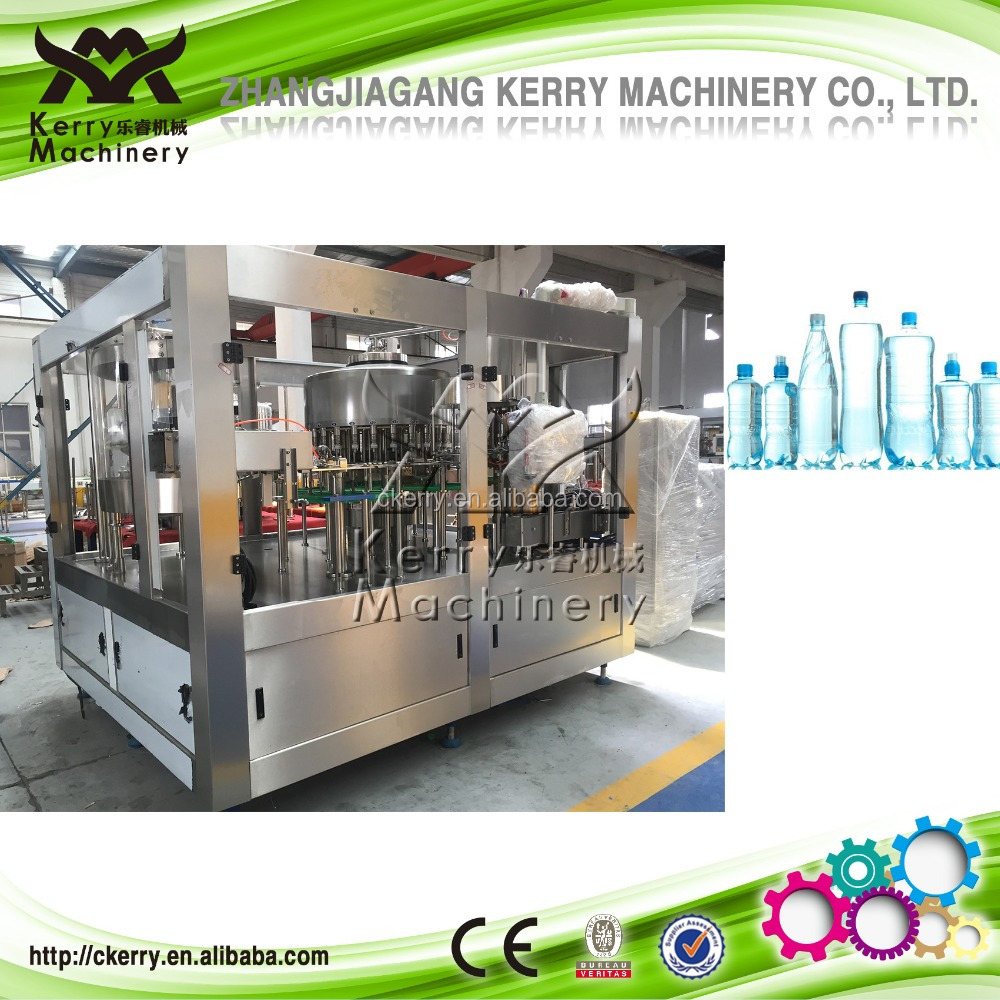 Different Kind of Bottle Production Line