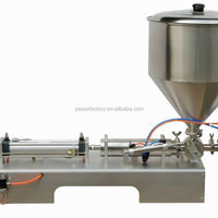 Stainless 304 Filling Machine Canned Food