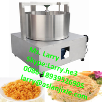 commercial meat drawing machine/chicken meat floss machine/chicken floss making machine