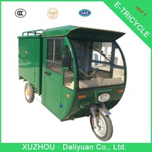 tuk tuk tricycle motorcycle electric cargo closed body adult tricycle