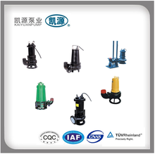 WQ Sewage Lifting Pumps