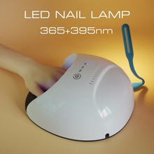 Supplier Best Sale Personalized Design Easy to operate Durable professional nail art 36w uv nail lamp