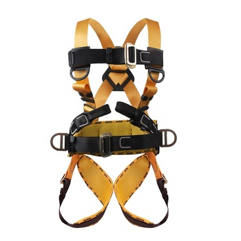 Mountaineering Training Tree Rock Climbing harness NTR full body safety harness for fall protection with best price