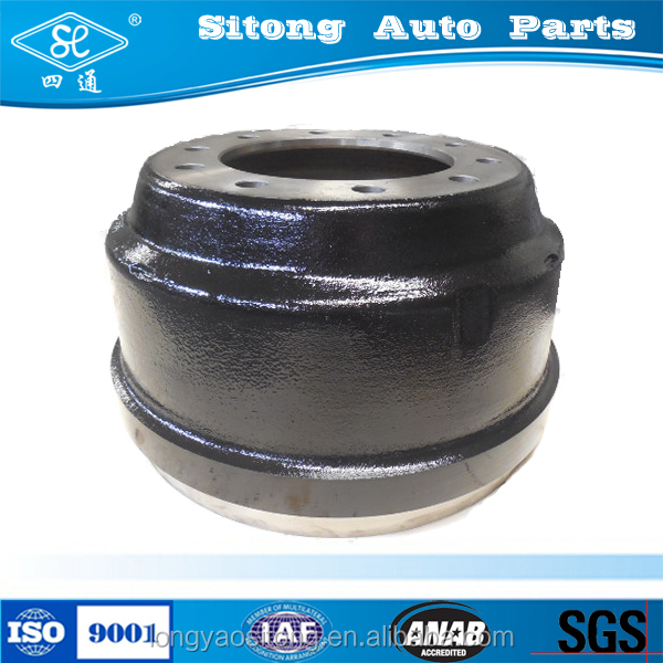 China manufacture heavy duty truck spare parts parts Brake Drum 3600A