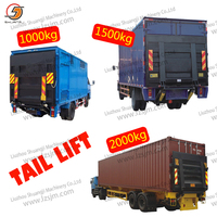 Tail Lift, Tail Gate for Truck, Van, Cargo Truck, Pickup