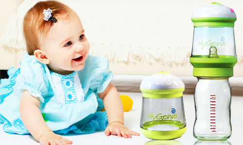 Hygenie Portable Uv Sanitizer (bottles Nipples And Pacifiers)