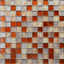 HT225 300x300mm Foshan cheap price for stock easy mosaic tiles craft
