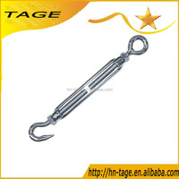 Hook And Eye Open Body Turnbuckles