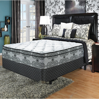 Good sale king size pocket coil mattress box spring