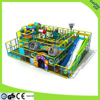 Commercial kids tunnel indoor playgroundr used playground equipment sale