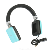 LX-117 best looking square headphone case high quality headphones