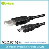 High Speed USB 2.0 am to Mini B 5pin Cable