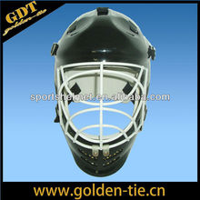 Floorball hockey goalie helmet