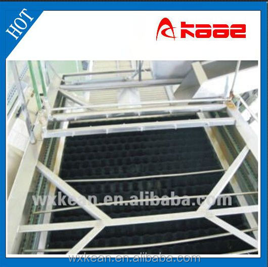 Fruit and vegetable brush of fruit cleaning machine manufactured in Wuxi Kaae