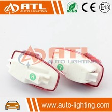 Hot sell high quality led car door sill plate light
