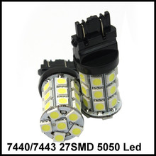 Top selling 27SMD T20 W21/5W 7443 LED