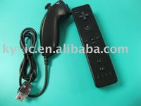 Game Accessories Nunchuck and Wireless Remote Controller for Wii