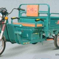 Cargo Electric Tricycle XTY 007 With