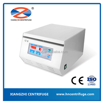 XZ-6 Benchtop Low Speed Automatic Balance Centrifuge