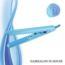 HS-907 china bella mini wireless cold car hair straightener